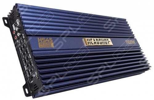продам 4-канальный усилитель Kicx HeadShot 45