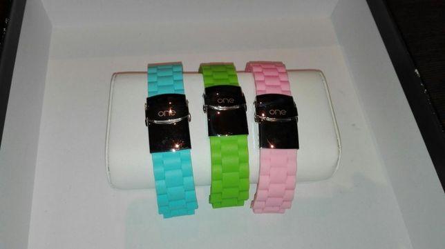 Braceletes Novas dos relógios One