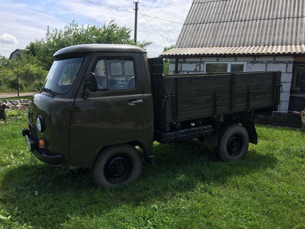 Продам УАЗ 452 Д 1984