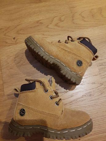Ocieplane buty zimowe  rozmiar 25