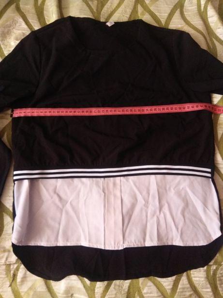 Продам блузку женскую хорошего качества в отличном состоянии