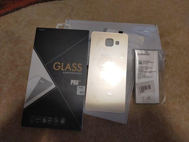 Samsung Galaxy A5 (6) 2016 - bateria, szkło, plecki