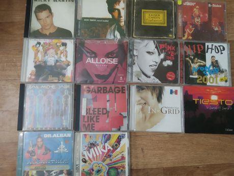 Музыкальные аудио CD диски