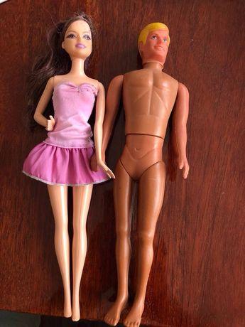Куклы Барби и Кен лот