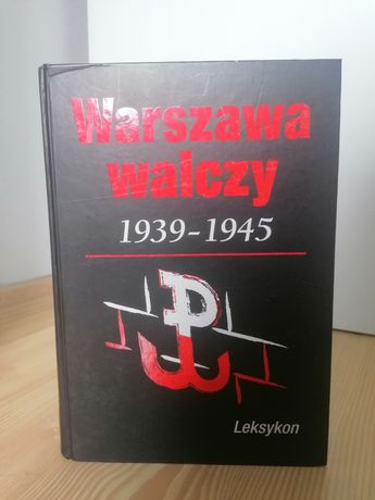 Leksykon Warszawa walczy 1000stron