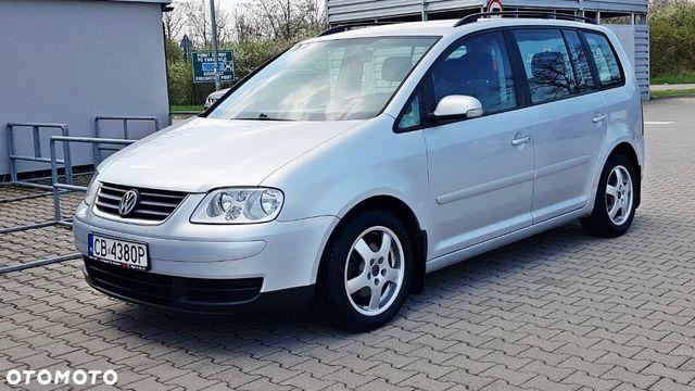 Volkswagen Touran Salon PL