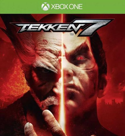 Tekken 7 [GRA XBOX ONE Series X S]