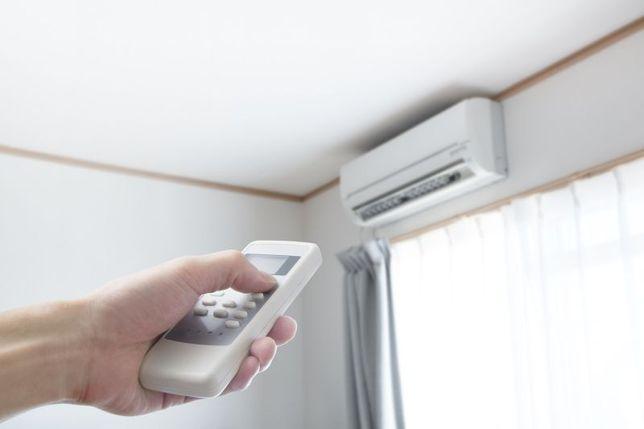 Técnico certificado de ar condicionado