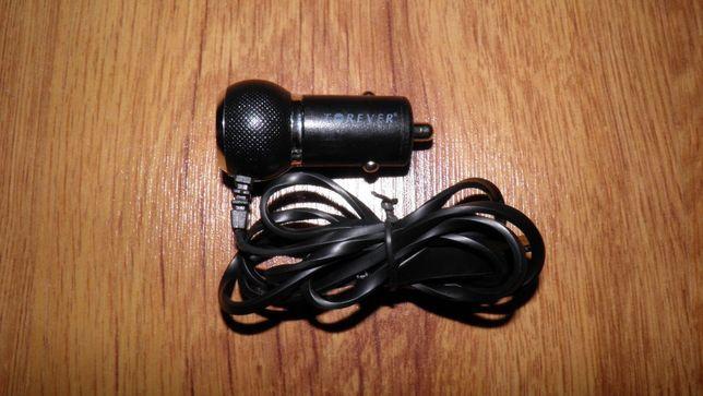 Ładowarka samochodowa micro USB typ B 2A FOREVER