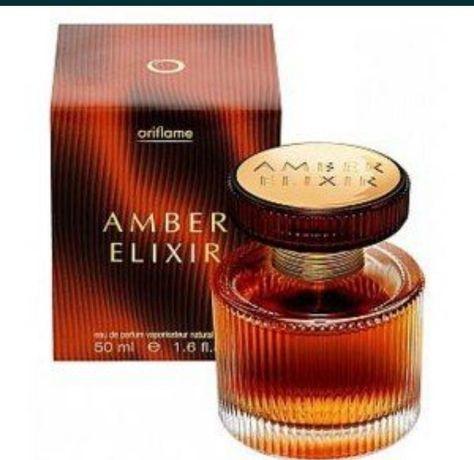 Amber Elixir парфюмерная вода