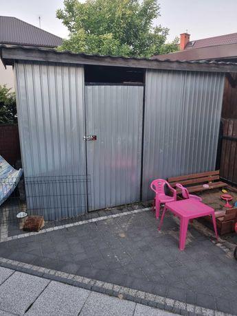 Sprzedam garaż/szope bladzaną