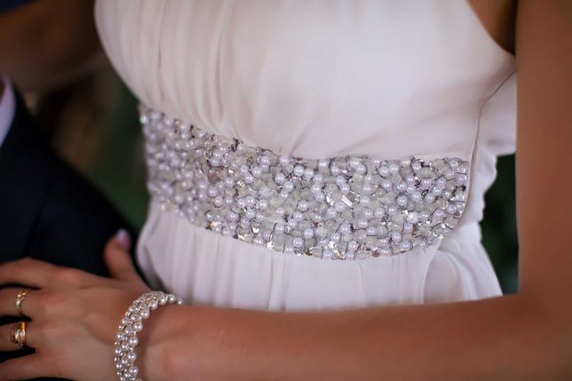 Свадебное или выпускное платье