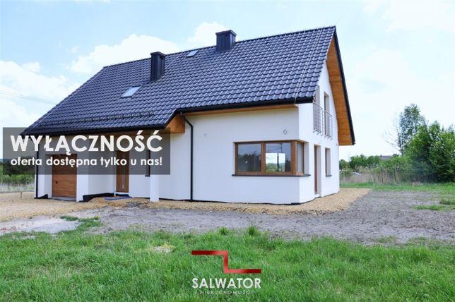Nowy Dom Gm Krzeszowice Tenczynek Archon 6 Pokoi Stan Deweloperski 14a