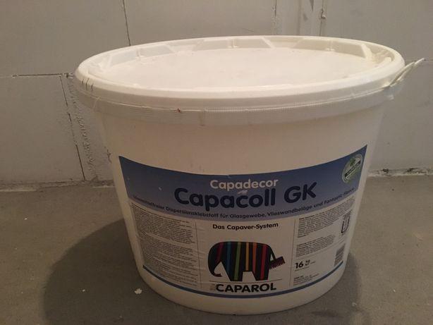 Klej do tapet z włókna szklanego caparol capacoll GK 1kg