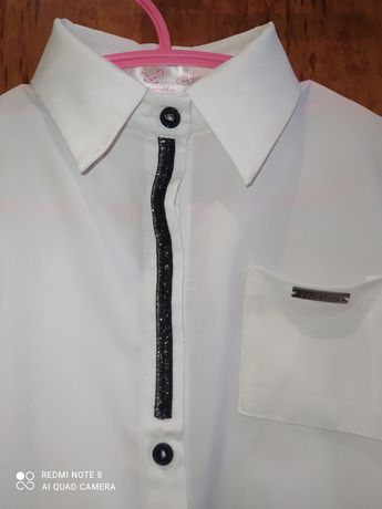 Блузка для школы 300₽