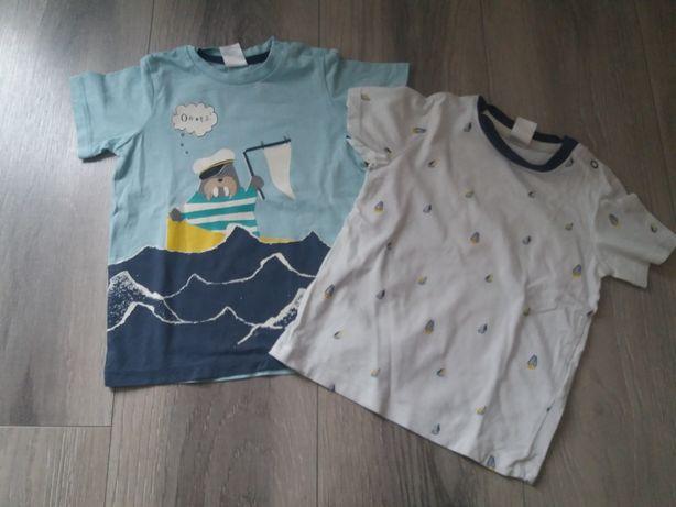 T-shirty H&M rozm. 80