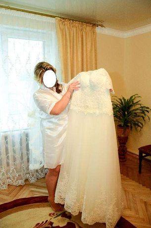 Продаю весільне плаття!НЕДОРОГО!!!