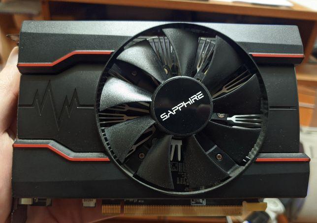 Видеокарта RX 550 2GB Sapphire