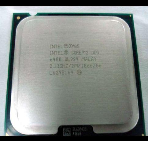 Processador Intel Core 2 Duo E6400 2.13Ghz 2M