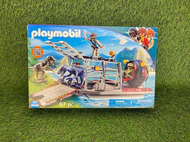 Playmobil Вражеское воздушное судно с ящером (9433) плеймобил