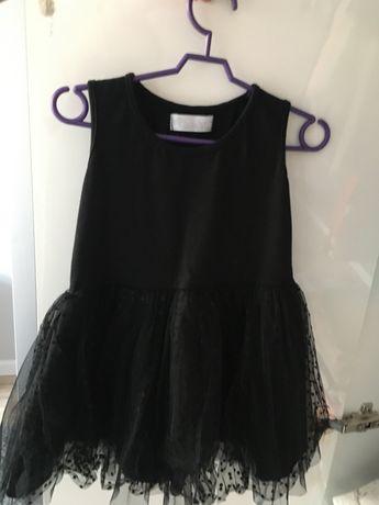 Sukienka r. 92 tiul