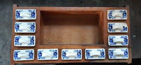 Półka z szufladami Włocławek fajans
