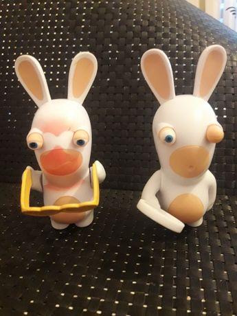Фигурки бешанные кролики