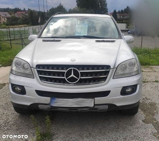 Mercedes-Benz Ml 2007 R. 4.0 Diesel