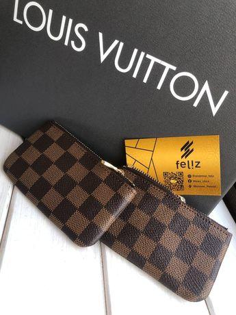 Etui na klucze Louis Vuitton monogram