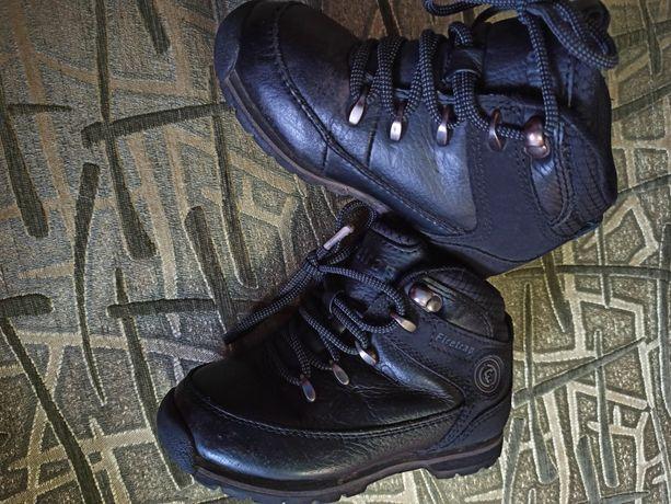 Ботинки, кроссовки кожаные firetrap