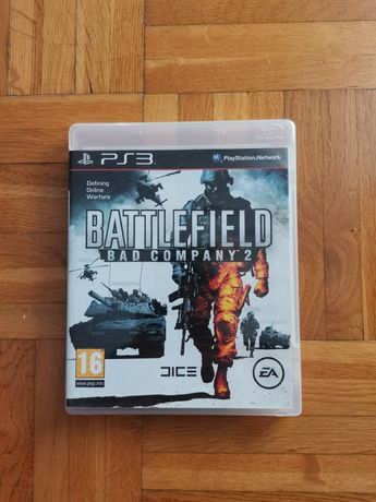 Battlefield Bad Company 2 PL PS3