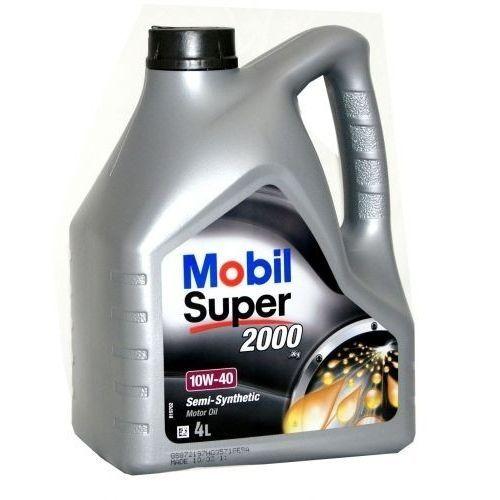 Mobil Super 2000 10W40 4l Benzyna & Diesel FV