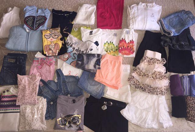 Пакет одежды 5-7лет