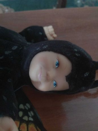 Kукла-бабочка от Anne Geddes