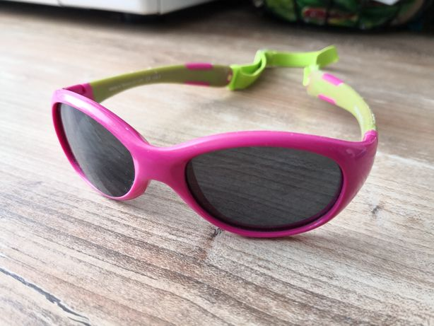 Okulary Realkids Explorer 2+ Cherry pink and lime