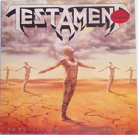 Testament – Practice What You Preach, Vinyl.