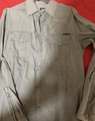 Camisa Dolce & gabanne original & cap dickies