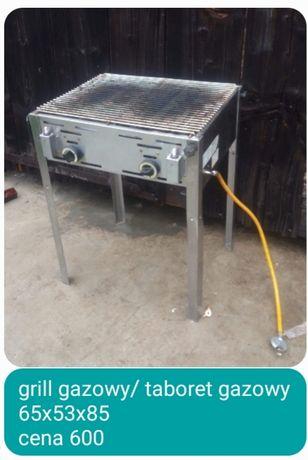 Płyta do smażenia, patelnia gazowa, taboret gazowy