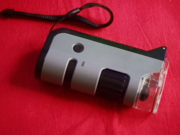 Микроскоп CARSON Microflip MP-250. 100-250 крат
