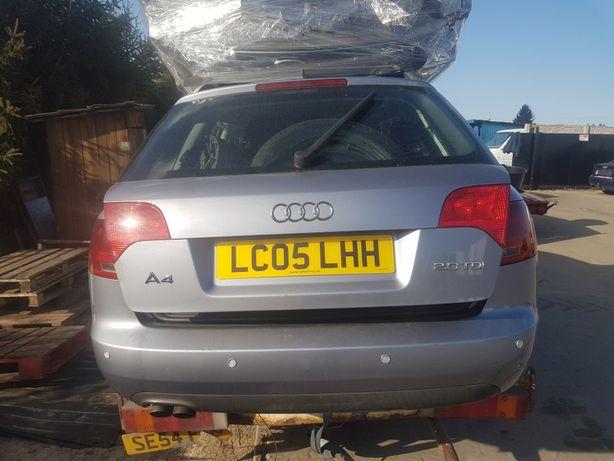 Audi A4 b7 kombi klapa tyl