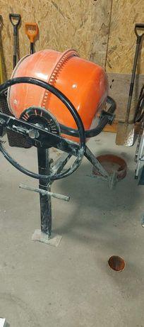 Betoniarka , betoniarka używana 1 sezon