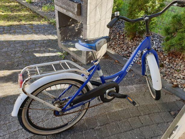Rower dla dziecka na 6 lat