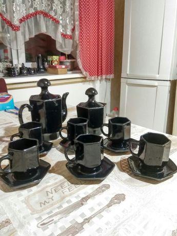 Новый кофейный керамический сервиз