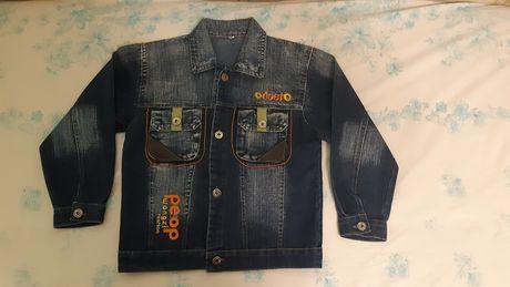 Пиджак джинсовый детский. Новый.