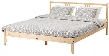 Łóżko IKEA 140x200 plus stelaż