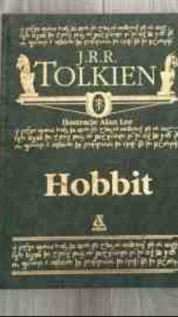 ISO Hobbit Tolkien Zielona Seria Amber