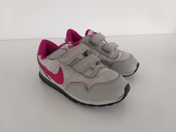 Buty dziecięce adidasy Nike Metro Plus CL w rozmiarze 27