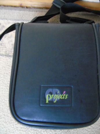 Torba pokrowiec na płyty CD lub DVD