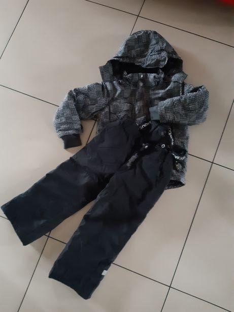 Kurtka, spodnie narciarskie KappAl r.104