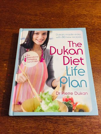 "Продам книгу Dr. Pierre Dukan ""The Dukan Diet"""